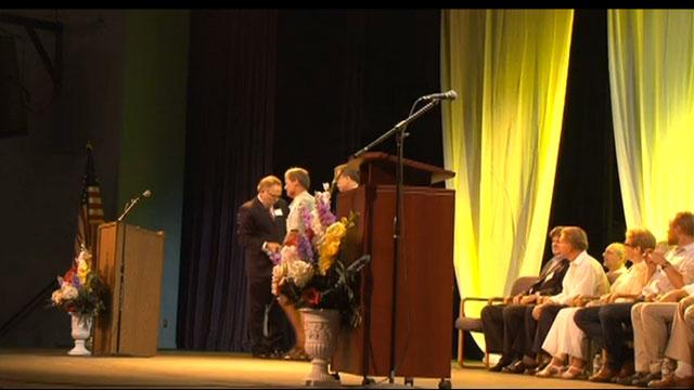 Alumni Hall of Fame Speeches
