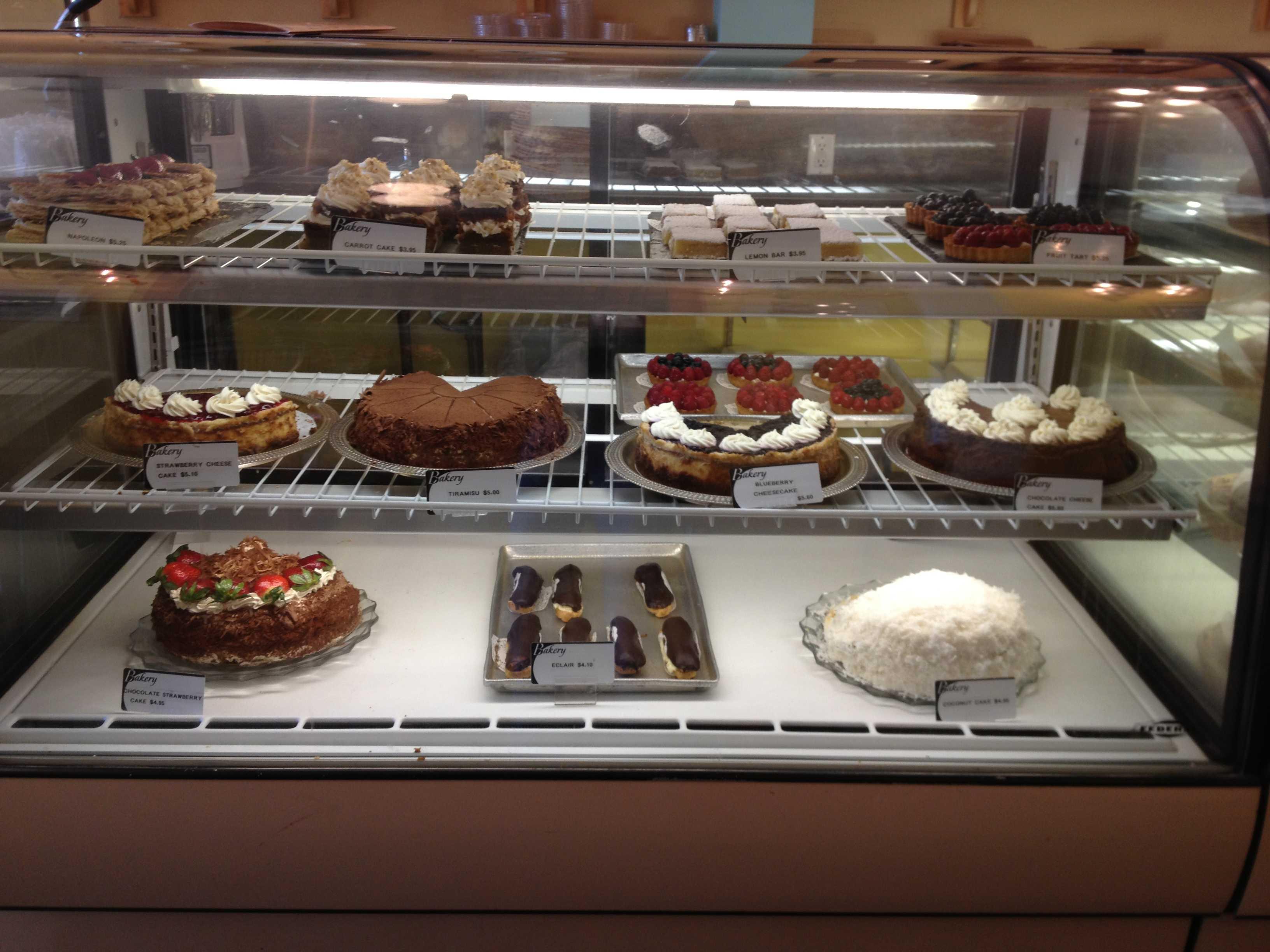 French Paradise at Cafe Bonaparte
