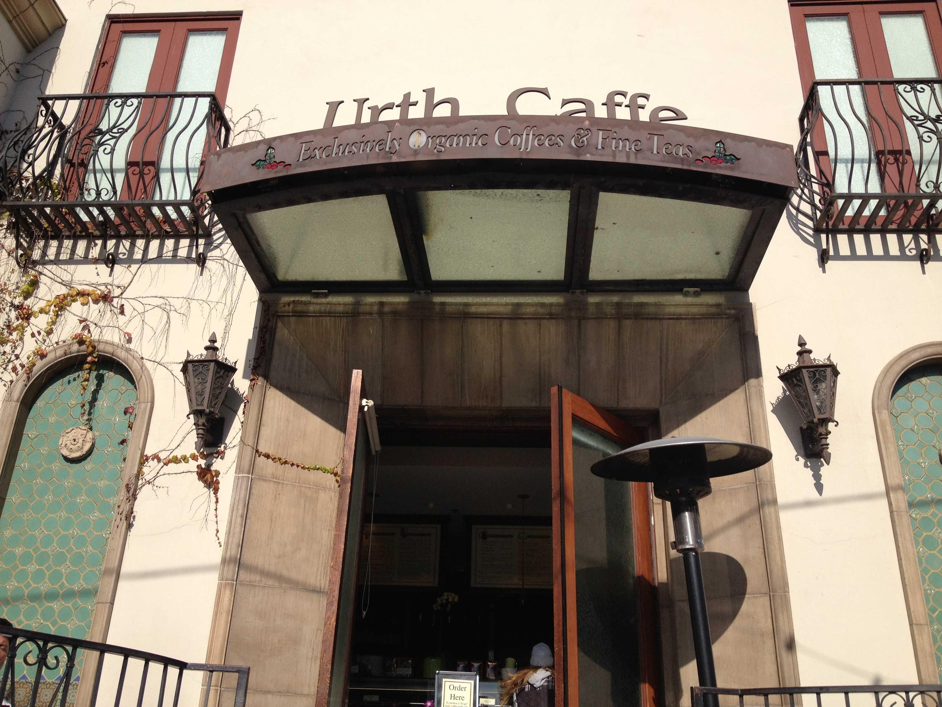 Land at Urth Caffe