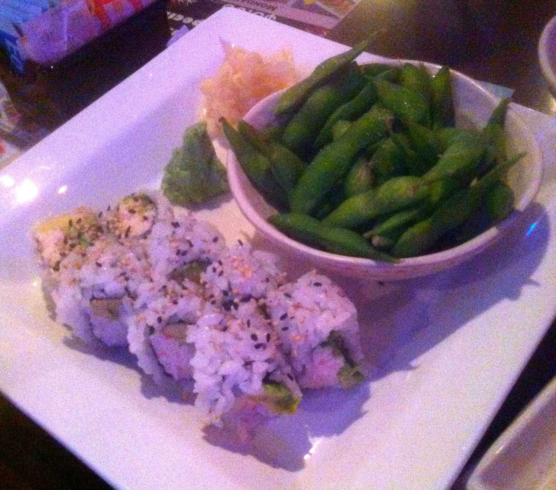 Fusion Sushi Restaurant Review