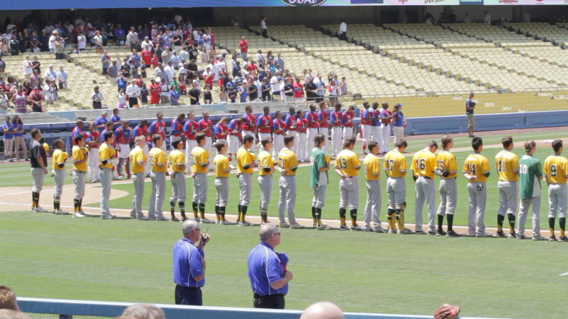 Baseball CIF Finals