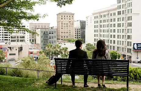 (500) Days of Summer Bench – Angels Knoll