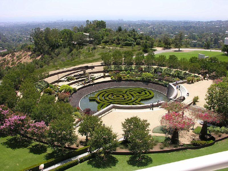 J. Paul Getty Museum- The Getty Center