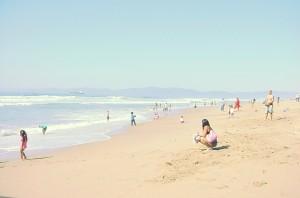 manhattan beach beach