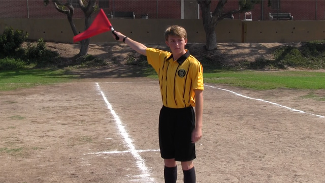 AYSO Youth Refereeing