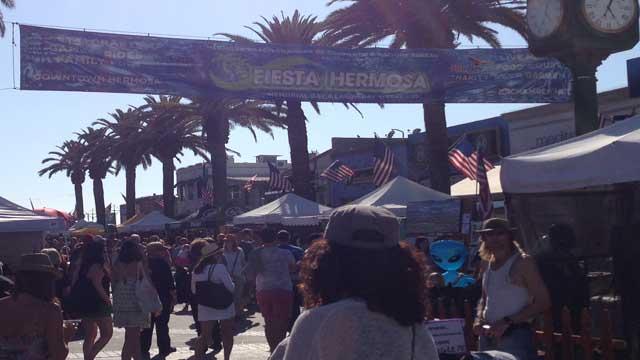 Memorial Day Weekend at Fiesta Hermosa