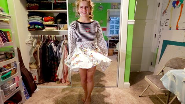 Humans of Mira Costa: Kellie Mullin