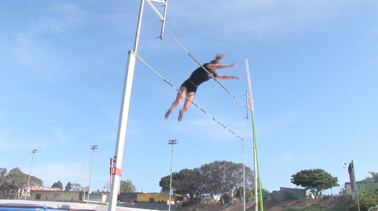 Vaulting to the Top