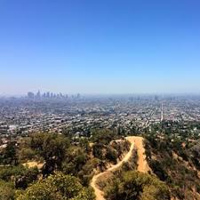 View from the Griffith Observatory