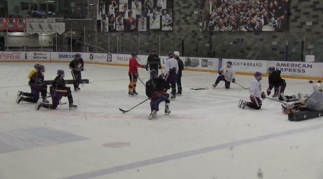 Los Angeles Jr. Kings Hockey Team