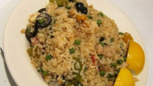 The Mixed Seafood Paella