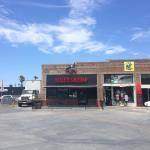 The newly opened Killer Shrimp Restaurant