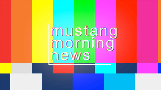 Mustang Morning News 3-27-18