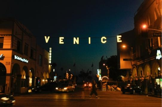 First Friday in Venice